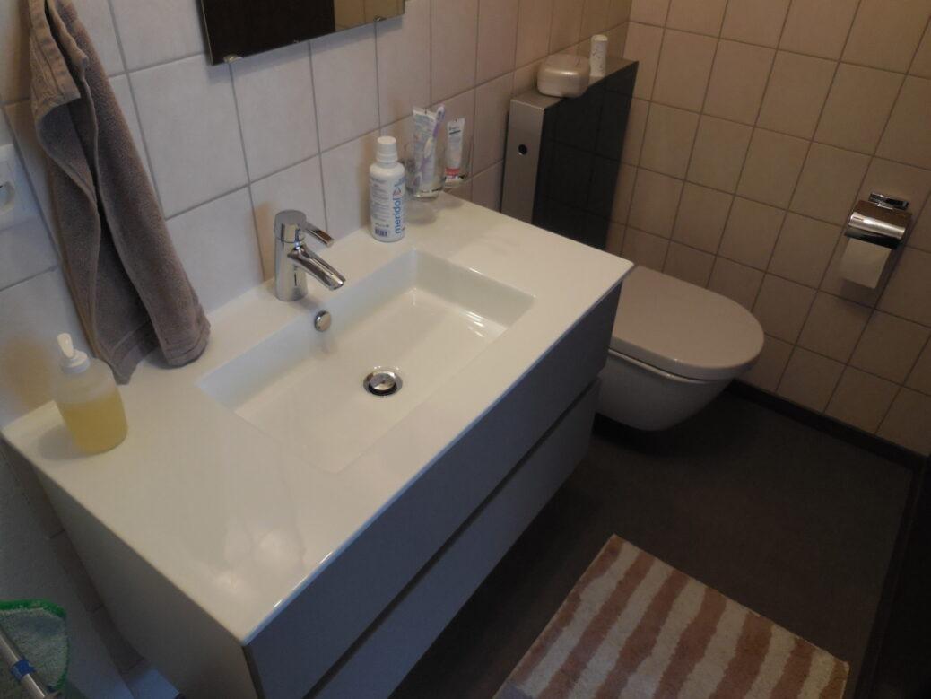 Modernes WC – Kriesi-Hausservice